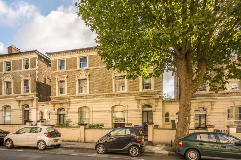 2 Bedrooms Flat for sale in Cambridge Avenue, Kilburn, NW6