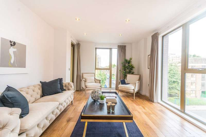 3 Bedrooms Flat for sale in The Residence, Hoxton, Hoxton, N1
