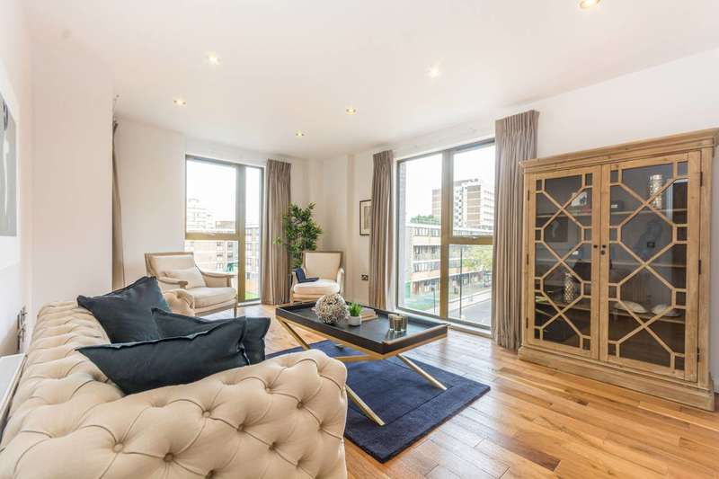 2 Bedrooms Flat for sale in The Residence, Hoxton, Hoxton, N1