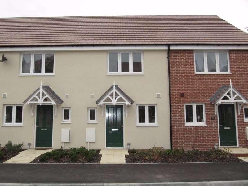 2 Bedrooms Terraced House for sale in Skippetts Gardens, Basingstoke, RG21