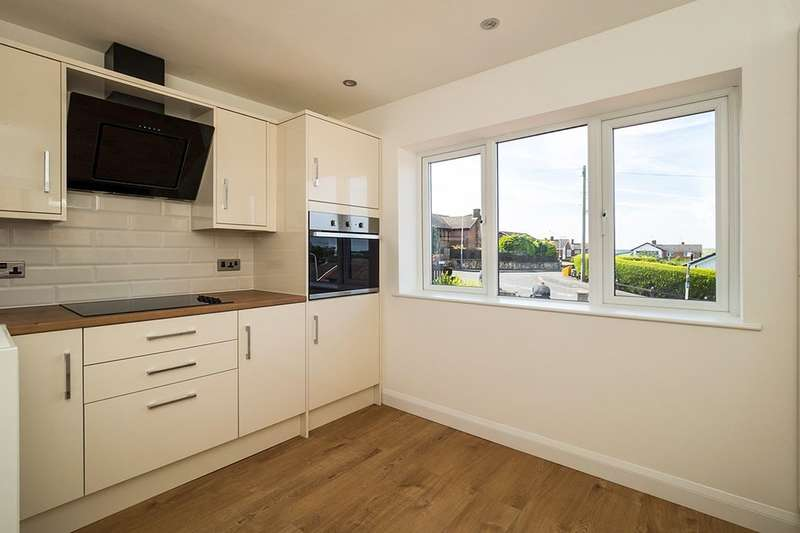 2 Bedrooms Detached Bungalow for sale in Abbey Road, Eastwood, Nottingham, NG16
