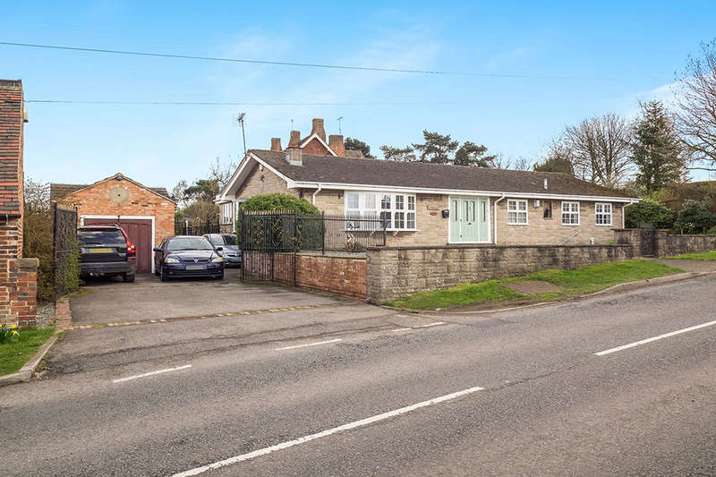 3 Bedrooms Detached Bungalow for sale in Church Lane, Selston, Nottingham, NG16