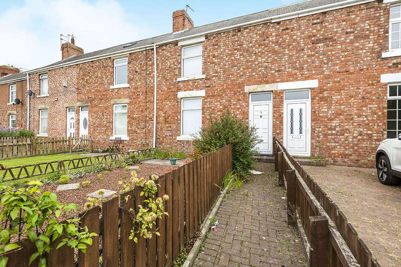 3 Bedrooms Terraced House for sale in Institute Terrace East, Pelton, Chester Le Street, DH2