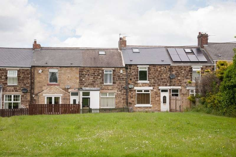 2 Bedrooms Property for sale in Gill Street, CONSETT, DH8