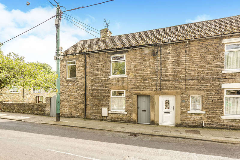 2 Bedrooms Terraced House for sale in Front Street, Frosterley, Bishop Auckland, DL13