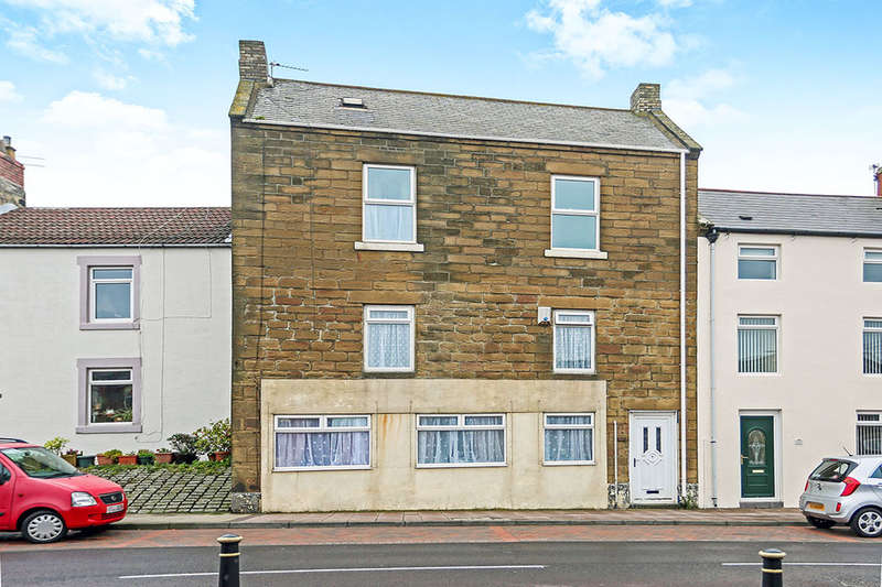 5 Bedrooms Terraced House for sale in Front Street, Newbiggin-by-the-sea, NE64