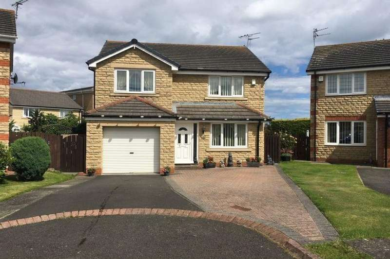 4 Bedrooms Detached House for sale in Humford Green, Blyth, NE24
