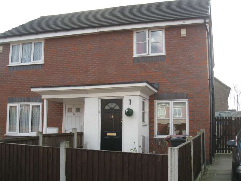2 Bedrooms Semi Detached House for sale in Barncroft Road, Liverpool, Merseyside, L26