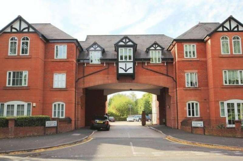 2 Bedrooms Apartment Flat for sale in Woodholme Court, Liverpool, Liverpool, L25