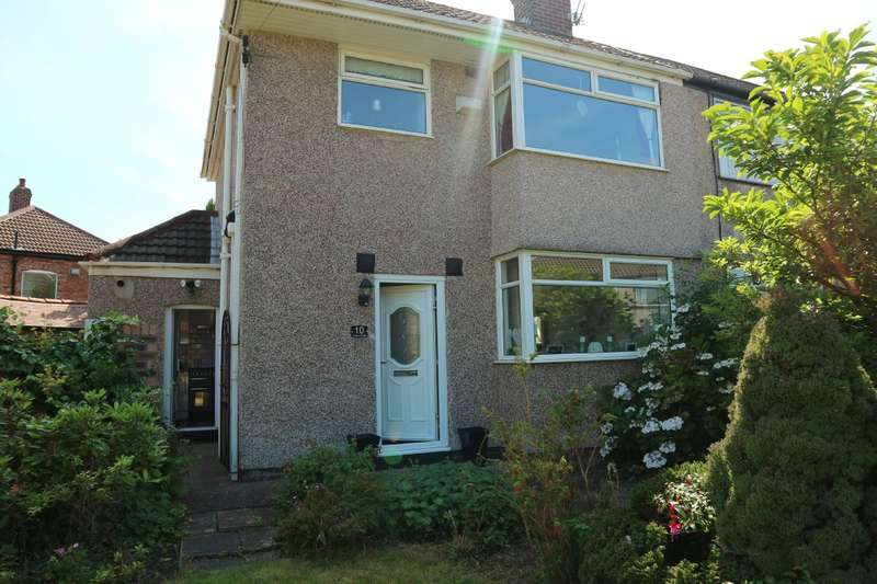3 Bedrooms Semi Detached House for sale in Layton Road, Liverpool, L25