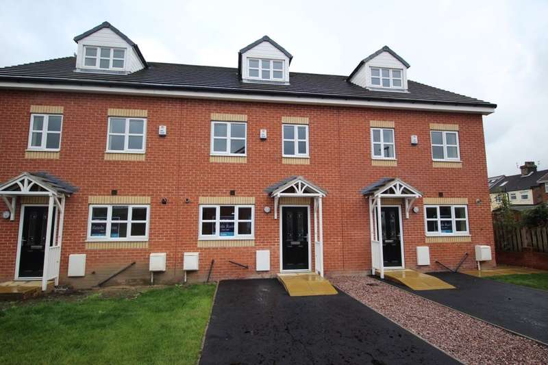 3 Bedrooms Terraced House for sale in Salutation Gardens, High Green, Sheffield, S35