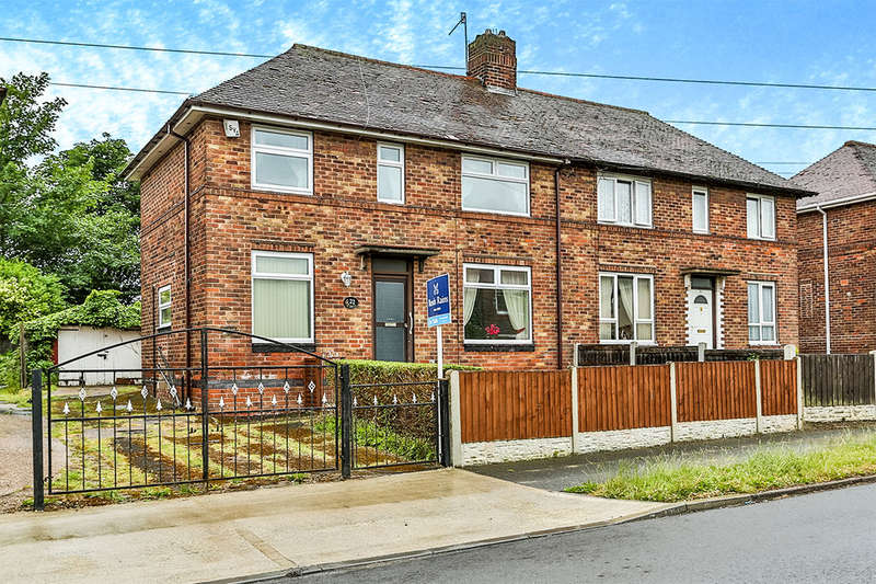 3 Bedrooms Semi Detached House for sale in Holgate Road, SHEFFIELD, S5