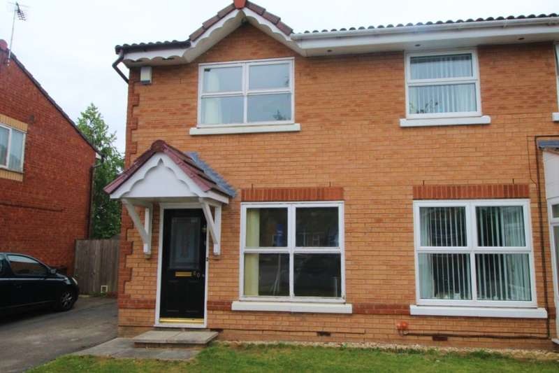 2 Bedrooms Semi Detached House for sale in Woodall Avenue, Saltney, Chester, CH4