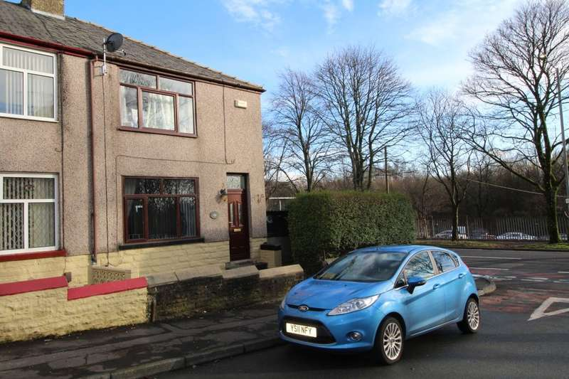 2 Bedrooms Terraced House for sale in Melville Street, Burnley, BB10