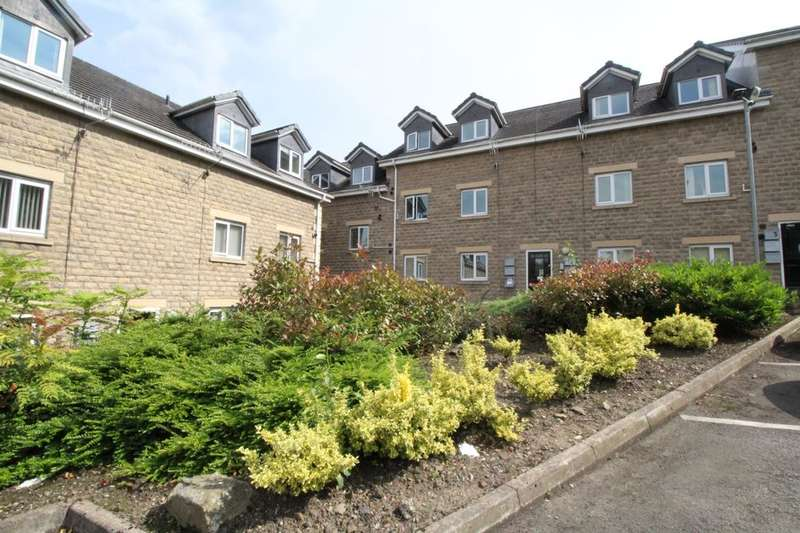 2 Bedrooms Flat for sale in Imperial Court, Burnley, BB12