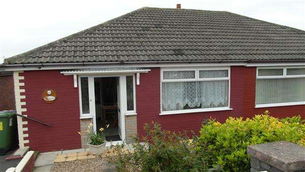 2 Bedrooms Semi Detached Bungalow for sale in Linton Grove, Heckmondwike, Heckmondwike