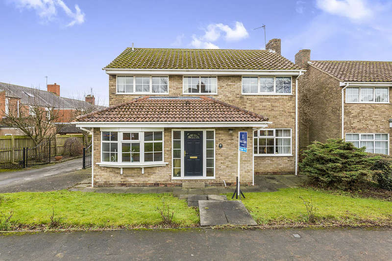 4 Bedrooms Detached House for sale in Stoneybeck, Bishop Middleham, Ferryhill, DL17