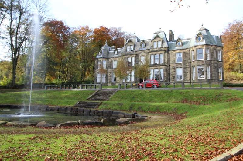 2 Bedrooms Flat for rent in Corbar Hill House Corbar Road, Buxton, SK17