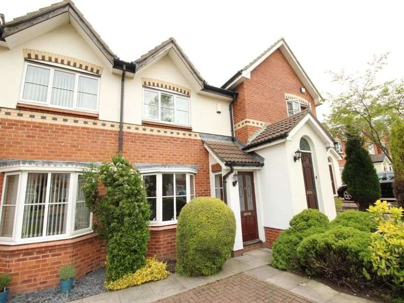 2 Bedrooms Semi Detached House for sale in Silver Birches, Denton, Manchester, M34
