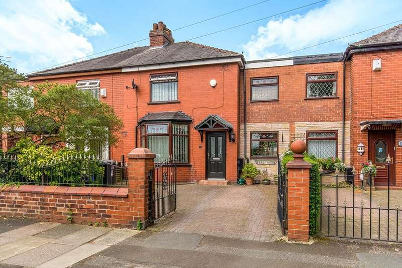 3 Bedrooms Semi Detached House for sale in St. Annes Road, Denton, Manchester, M34