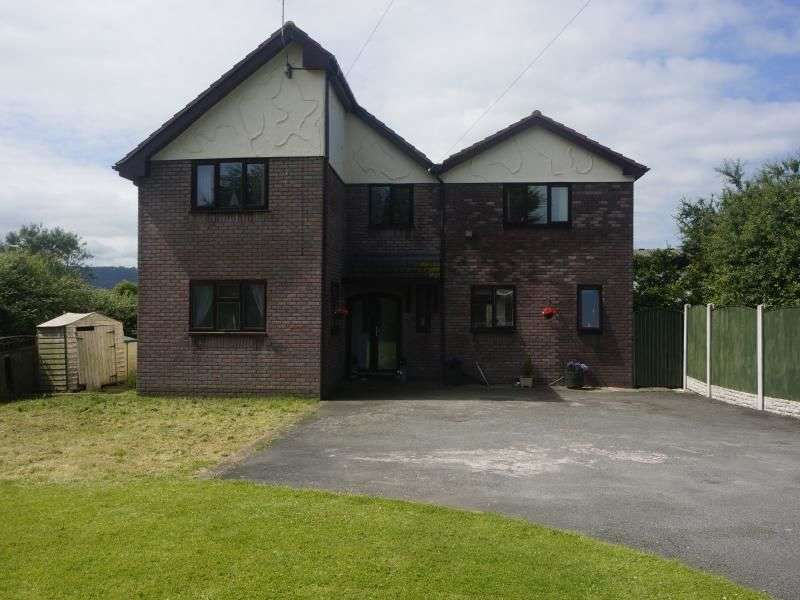 4 Bedrooms Detached House for sale in Penisaf Avenue, Towyn, ABERGELE, LL22