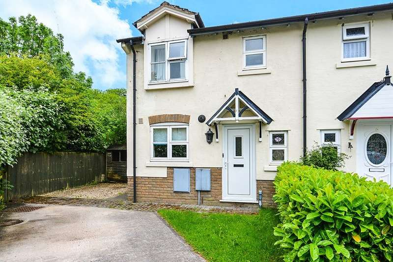 2 Bedrooms Semi Detached House for sale in Llys Dolhaiarn, Llanfairtalhaiarn, Abergele, LL22