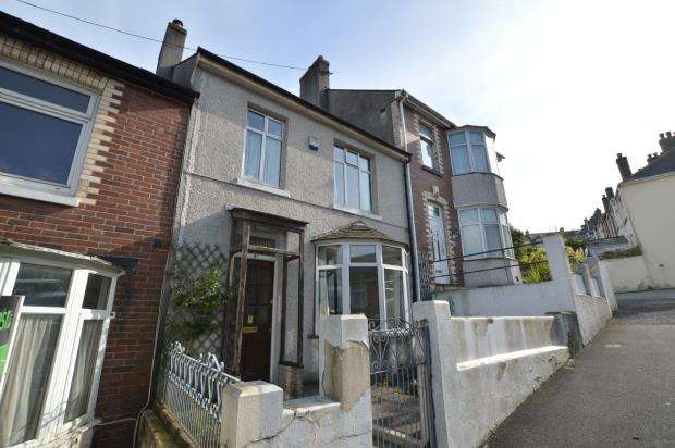 3 Bedrooms Terraced House for sale in Clinton Avenue, Plymouth, Devon