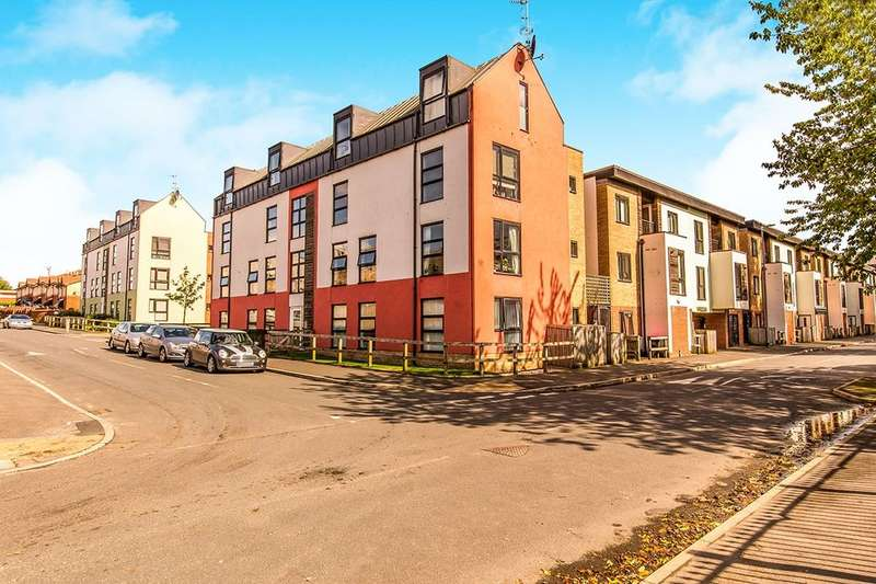 2 Bedrooms Flat for sale in West Craven Street, Salford, M5