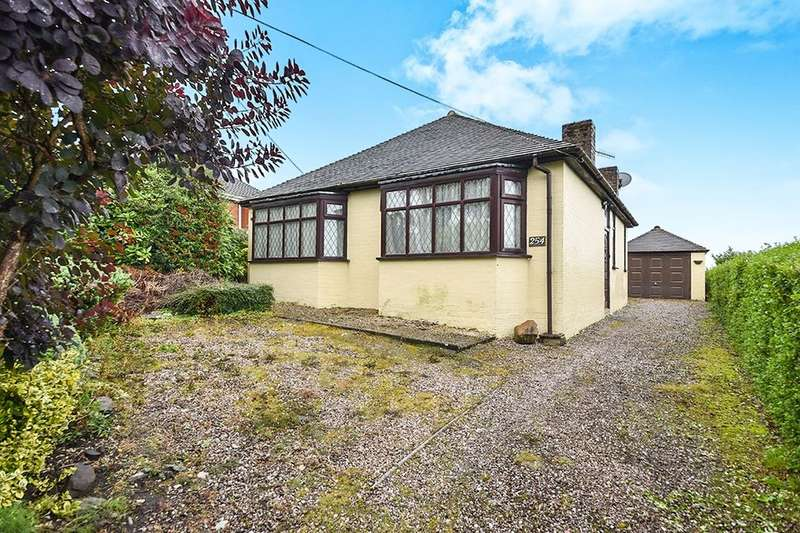 2 Bedrooms Detached Bungalow for sale in Endon Road, Stoke-On-Trent, ST6