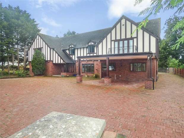 8 Bedrooms Detached House for sale in Maesbury Marsh, Maesbury Marsh, Oswestry, Shropshire