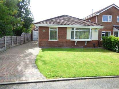 3 Bedrooms Bungalow for sale in Falstone Close, Birchwood, Warrington, Cheshire