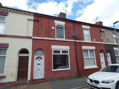 2 Bedrooms Terraced House for sale in Gwendoline Street, Liverpool, Merseyside, L8