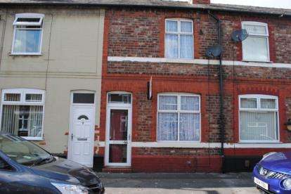 3 Bedrooms Terraced House for sale in Earl Street, Warrington, Cheshire, WA2