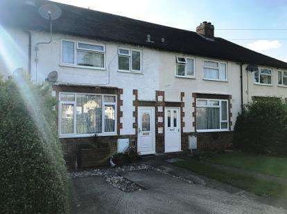 3 Bedrooms Terraced House for sale in Park Drive, Baldock, Hertfordshire, England