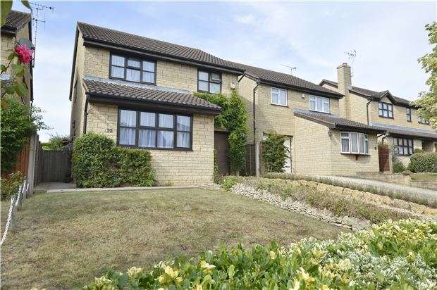 4 Bedrooms Detached House for sale in Priory Lane, Bishops Cleeve, GL52 8JL