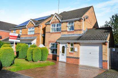 3 Bedrooms Detached House for sale in Mill Lane, Huthwaite, Sutton-In-Ashfield, Notts