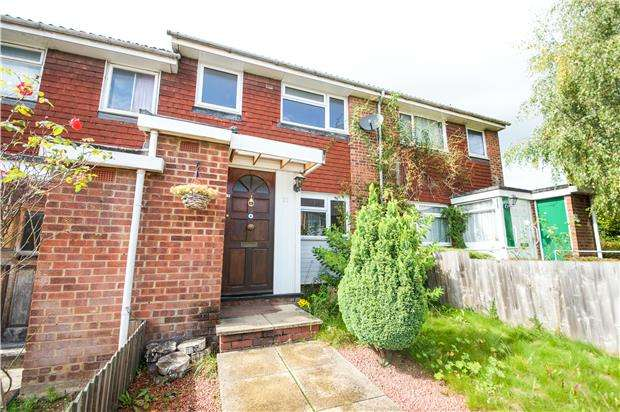3 Bedrooms Terraced House for sale in Rankin Close, COLINDALE, NW9 6SR
