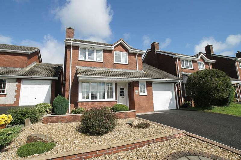 4 Bedrooms Detached House for sale in St Maurice View, Plympton, PL7 1FQ