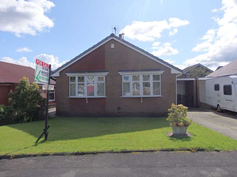 2 Bedrooms Detached Bungalow for sale in Glendale Drive, Ladybridge