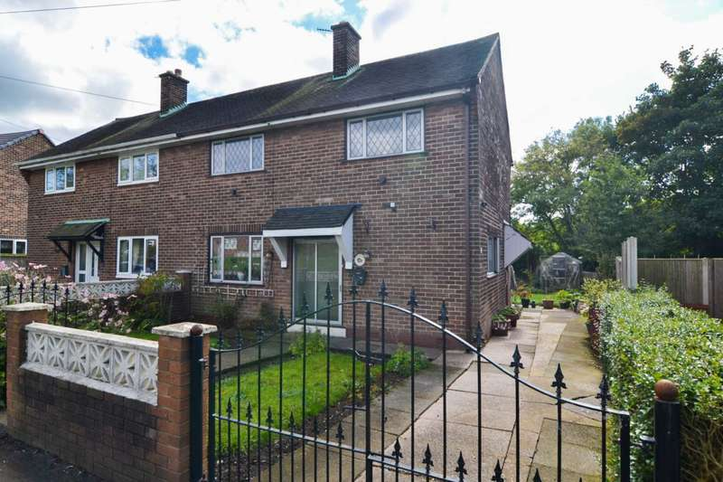 4 Bedrooms Semi Detached House for sale in Knight Road, Burtonwood
