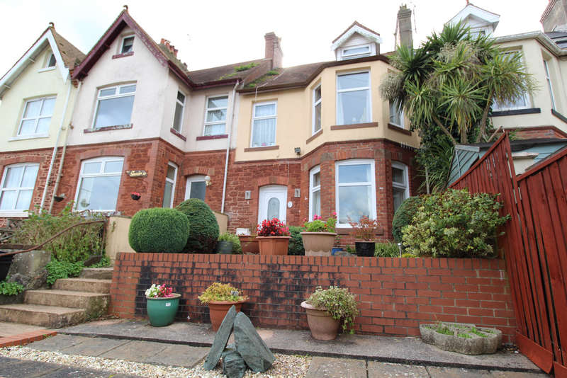 4 Bedrooms Terraced House for sale in Sherwell Lane, Chelston , Torquay
