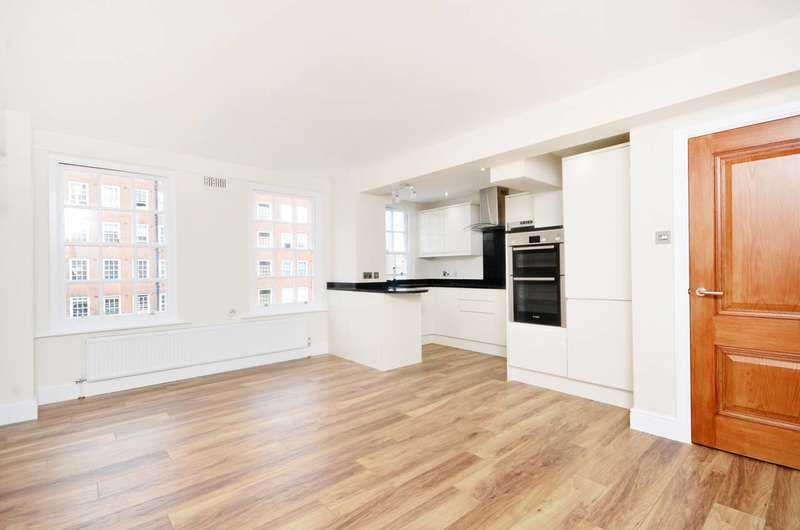 2 Bedrooms Flat for sale in Edgware Road, Hyde Park Estate, W2