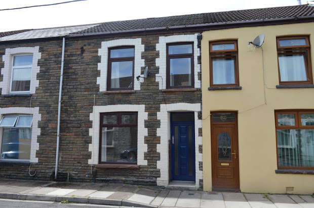 4 Bedrooms Terraced House for sale in King Street, Treforest, CF37
