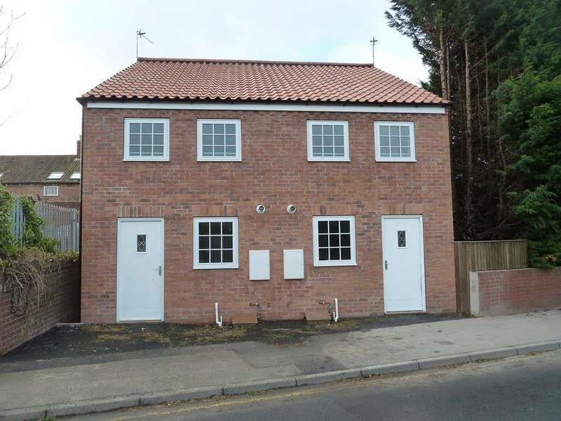 2 Bedrooms Semi Detached House for sale in New Millgate, Selby, YO8