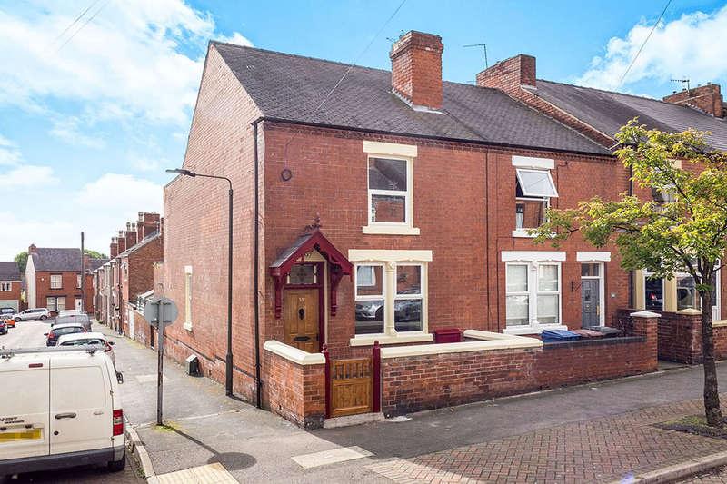 2 Bedrooms Semi Detached House for sale in Graham Street, Ilkeston, DE7