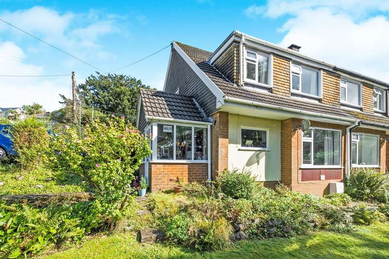 3 Bedrooms Semi Detached House for sale in Ystradfellte Road, Pont Nedd Fechan, Neath