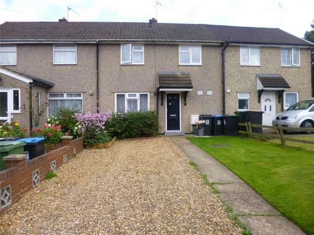 3 Bedrooms Terraced House for sale in Ritcroft Drive, Leverstock Green, Hemel Hempstead, Hertfordshire