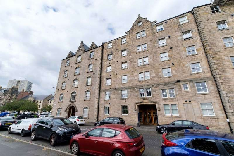 1 Bedroom Flat for sale in Johns Place, Leith, Edinburgh, EH6 7EN