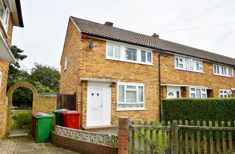 2 Bedrooms Terraced House for sale in Ives Road, Langley, SL3