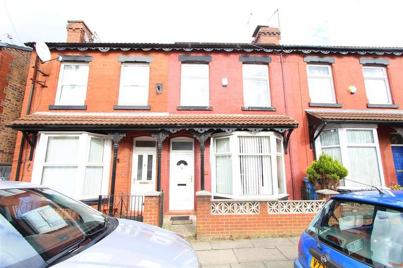 3 Bedrooms Terraced House for sale in Leinster Road, Old Swan, Liverpool
